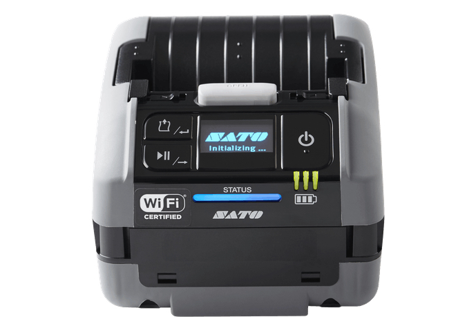 SATO PW2NX 2 Inch Mobile Thermal Label Printer