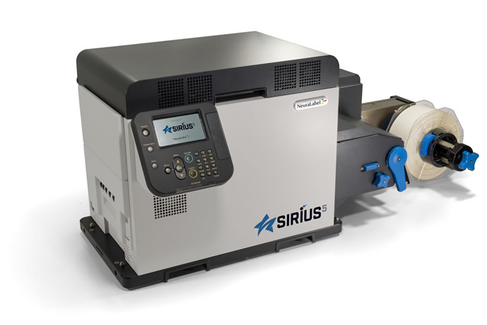 NeuraLabel Sirius Label Printer